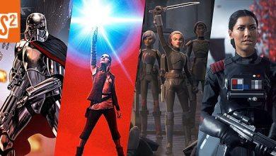 Photo of Alle News von der Star Wars Celebration 2017