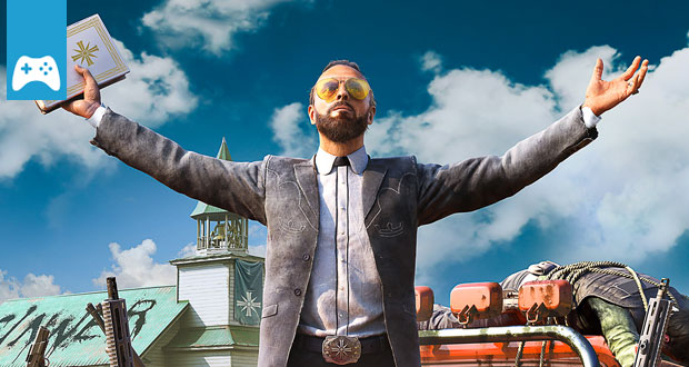 Game: Far Cry 5 [PlayStation 4/Xbox One/PC]