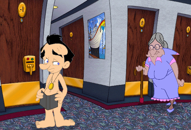 Spiele, die ich vermisse #147: Leisure Suit Larry: Love ...