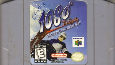 Photo of 200 Games, die du gespielt haben musst! (91) – 1080° Snowboarding