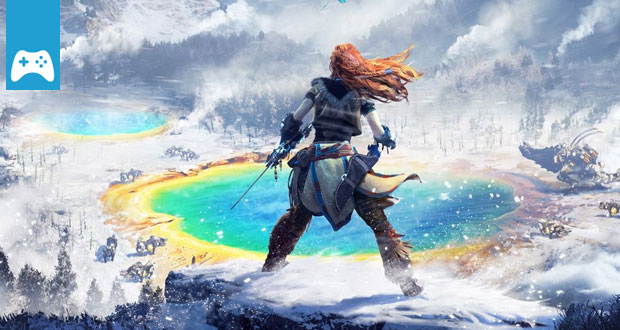 Horizon Zero Dawn: The Frozen Wilds Review Test
