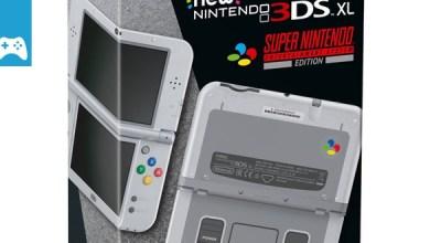 Photo of Jetzt schnell sein und vorbestellen! New Nintendo 3DS XL Konsole SNES Edition