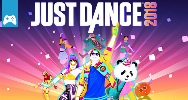 Just Dance 2018 Review Test