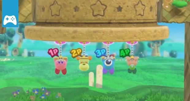 Game: Kirby Star Allies [Nintendo Switch]