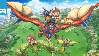 Photo of Review: Monster Hunter Stories