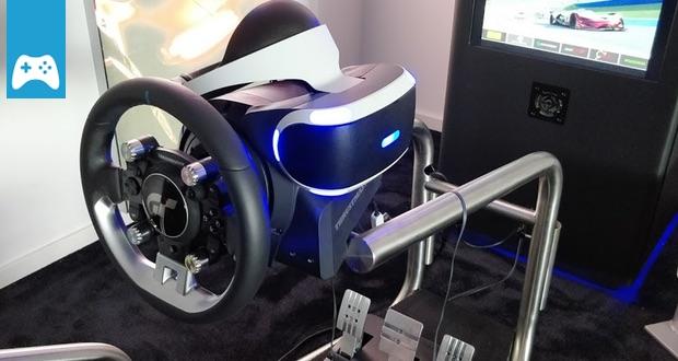 Gran Turismo Sport VR Drive PS VR PlayStation VR