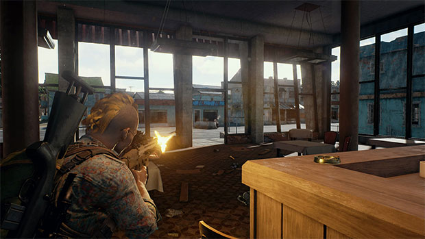 Playerunknown's Battlegrounds PUBG Xbox One X