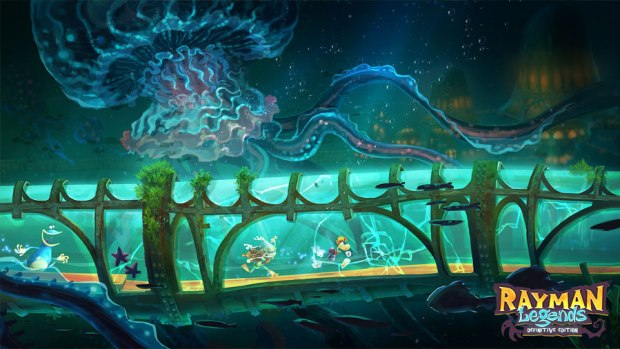 Rayman Legends: Definitive Edition Nintendo Switch Review Test