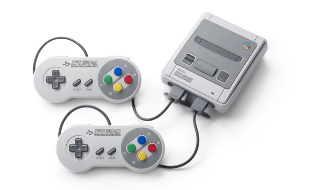 SNES Mini Nintendo Classic Mini: Super Nintendo Entertainment System