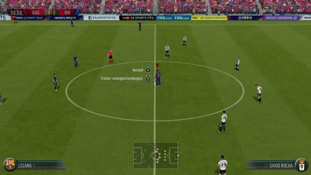 FIFA 18 Nintendo Switch Review Test