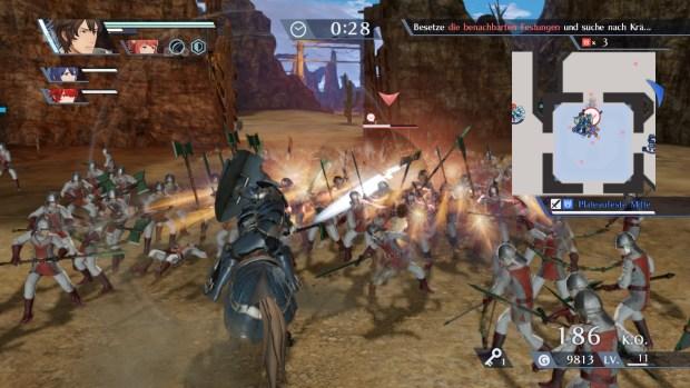 Fire Emblem Warriors Review Test