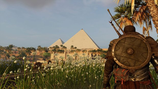 Assassin's Creed Origins Review Test