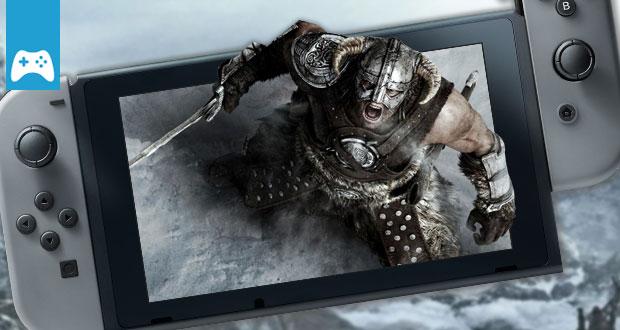 The Elder Scrolls 5: Skyrim Nintendo Switch Test Review