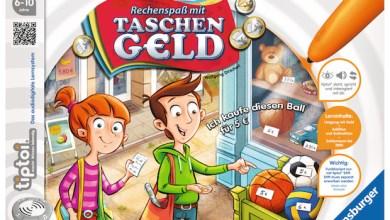 Photo of Kids-Review: tiptoi Rechenspaß mit Taschengeld
