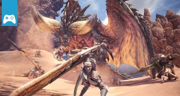 Game: Monster Hunter: World [Xbox One/PlayStation 4]
