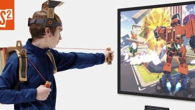 Photo of Kolumne: Nintendo Labo – Das Wii Sports der neuen Generation?