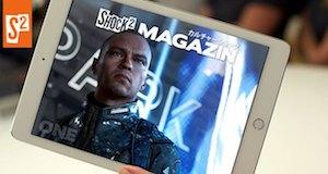 Ausgabe #ONE des SHOCK2 Magazins ist da