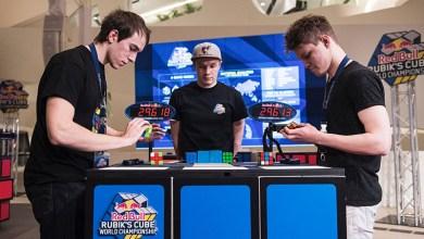 Bild von Österreicher qualifiziert sich für Rubik's Cube-Weltmeisterschaft