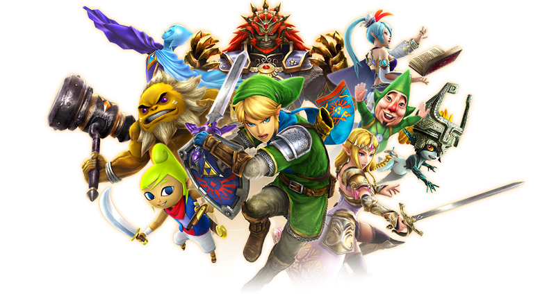 Game: Hyrule Warriors: Definitive Edition