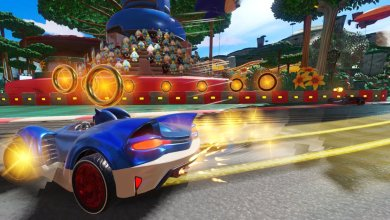 Photo of Team Sonic Racing offiziell mit Trailer angekündigt