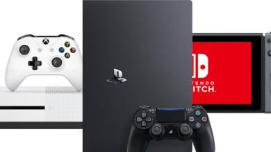 Photo of Aktuelle Studie zu den Verkaufszahlen von PS4, Xbox One & Switch!