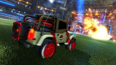Photo of Jurassic World DLC für Rocket League mit Trailer und Screenshots vorgestellt