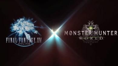 Bild von Crossover von FFXIV und Monster Hunter World angekündigt