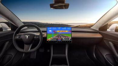 Photo of Neues Tesla-Update bringt klassische Atari-Games