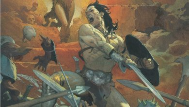 Photo of Review: Conan the Barbarian #1 (US)