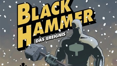 Photo of Review: Black Hammer Band 2: Das Ereignis