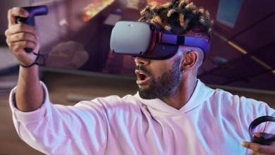 Bild von Das Oculus Quest All-in-one VR Gaming Headset ist vorbestellbar + Spieleliste