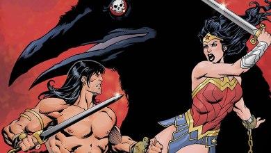 Photo of Review: Wonder Woman/Conan