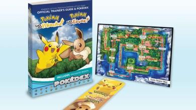 Photo of Jetzt den offiziellen Trainers Guide & Pokédex zu Pokémon Let's GO Pikachu & Evoli! auf Amazon vorbestellen!