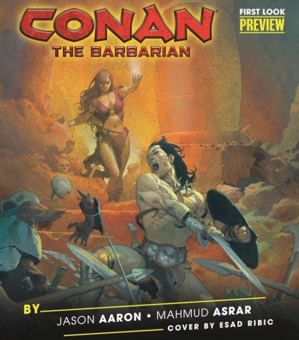 Conan 1 Preview 1