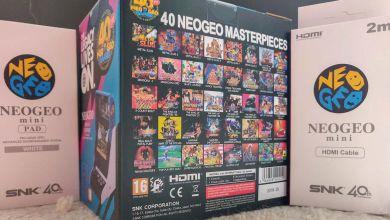 Photo of Neo Geo Mini International im Retro-Check