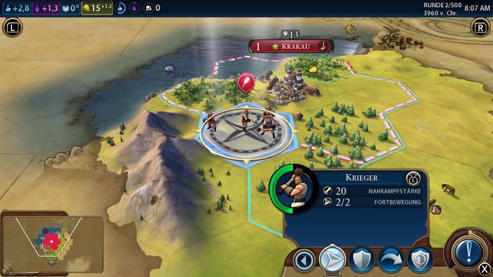Review: Civilization VI (Switch) – SHOCK2