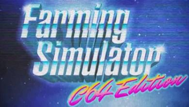 """Photo of Neues Commodore 64 Spiel """"Landwirtschafts-Simulator"""" im Einzelhandel erhältlich"""