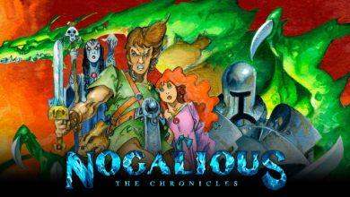 Photo of Nogalious für MSX erhältlich