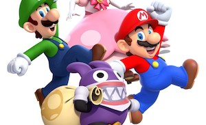 Alles zu New Super Mario Bros. U Deluxe!