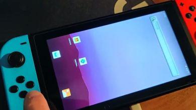 Photo of Android auf Nintendos Switch lauffähig