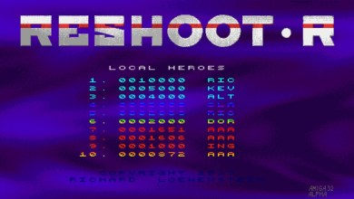 Photo of Reshoot R erscheint im 2.Quartal 2019 für Amiga AGA-Systeme