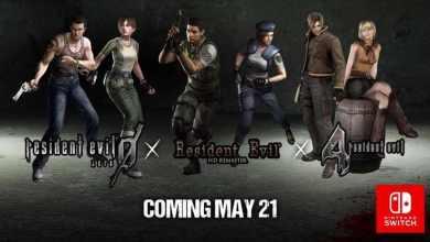 Photo of Resident Evil 1, Zero und 4 kommen im Mai für die Switch