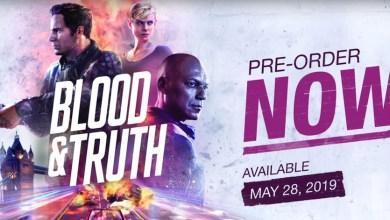 Photo of Blood & Truth für PlayStation VR angekündigt