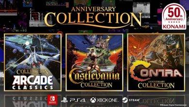Photo of Konami feiert 50-jähriges Jubiläum mit drei Anniversary Collections