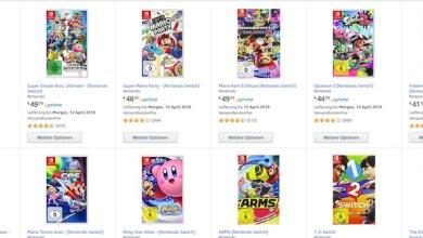Photo of Letzte Chance: 5 Switch-Spiele für 100 und 5 PS4/XB1-Spiele zum Preis von 3