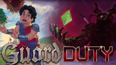 Photo of Guard Duty – Neues Point-and-Click-Adventure auf Steam erschienen