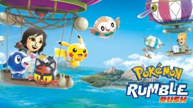 Bild von Pokémon Rumble Rush: Neues Mobile-Spiel angekündigt