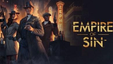 Photo of Empire of Sin für Switch angekündigt