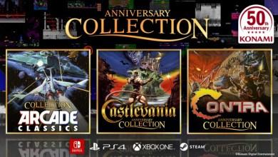 Photo of Konami Anniversary Collections: Neue Updates bringen japanische Fassungen & mehr