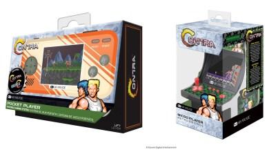 Photo of My Arcade veröffentlicht in Zusammenarbeit mit Konami Contra Arcade Produkte